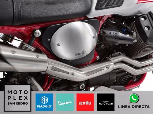 moto guzzi v7 stornello 750i 2017 0 km motoplex san isidro