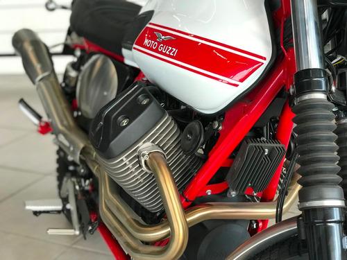 moto guzzi v7 stornello abs!motoplex rosario*dealer oficial*