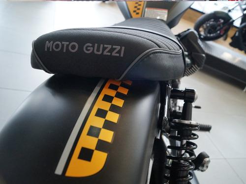 moto guzzi v9 bobber, 0 kilometros