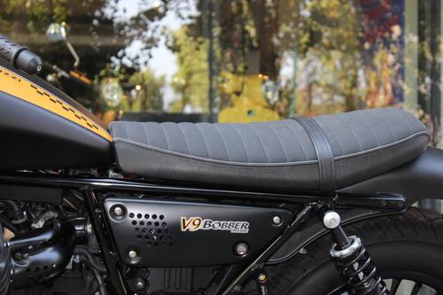 moto guzzi v9 bobber 0 km abs - motoplex devoto