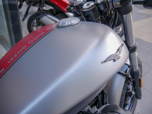 moto guzzi v9 bobber 0 km - motoplex devoto no scrambler