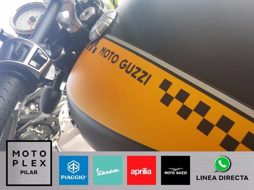 moto guzzi v9 bobber 850i abs 2017 motoplex pilar