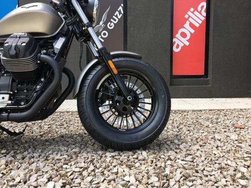 moto guzzi v9 bobber gris 0 km chopper -  no iron 883
