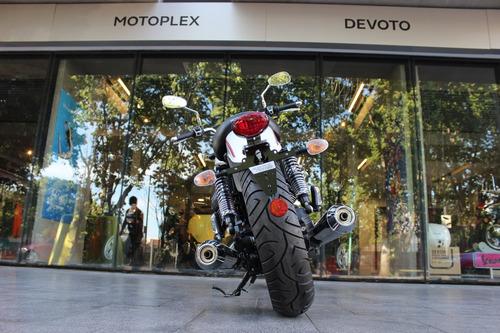 moto guzzi v9 roamer 0km motoplex devoto