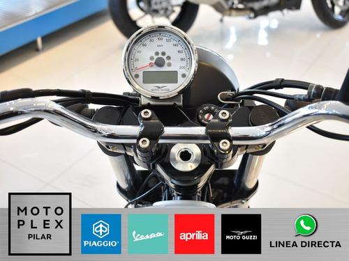 moto guzzi v9 roamer 850i abs 0km 2017 motoplex pilar
