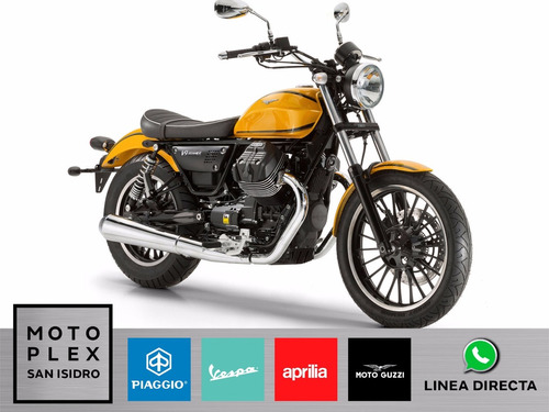 moto guzzi v9 roamer 850i abs 0km motoplex entrega inmediata