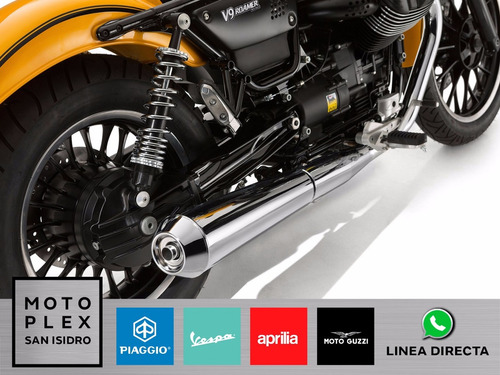 moto guzzi v9 roamer 850i abs 0km motoplex san isidro.