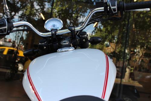 moto guzzi v9 roamer chopper- motoplex devoto