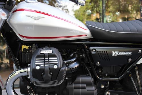moto guzzi v9 roamer financiación motoplex devoto