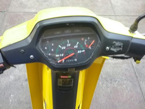 moto hao bao 50cc,cinquentinha, 2013, 0km r$3500. 12xcartao