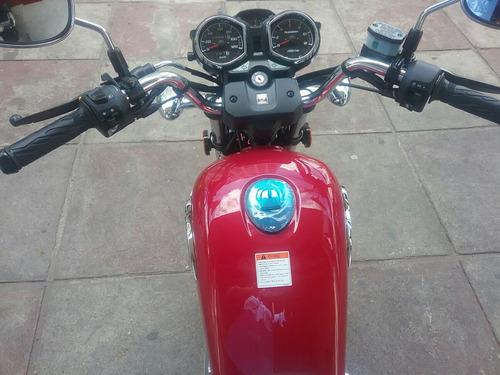moto hao jue chopper 150cc, 2019, r$6.990,00 12 x cartão