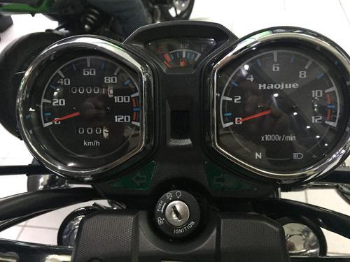 moto haojue - chopper 150  ( fazemos troca )