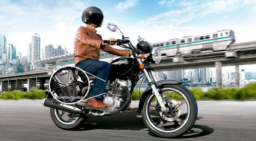 moto haojue chopper road 150cc