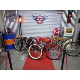 Moto Harley Davidson 1909  Bicicleta Motorizada 0km