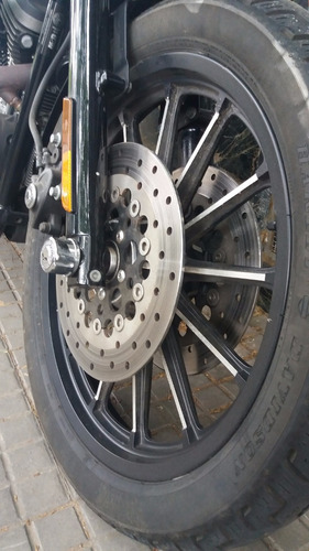 moto harley davidson iron