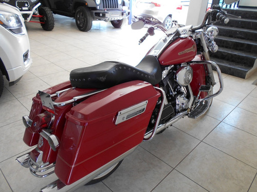 moto harley davidson road king