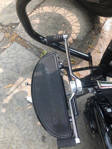 moto harley davidson softail