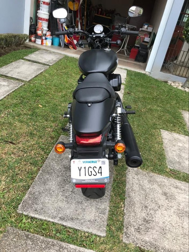 moto harley davidson street 750