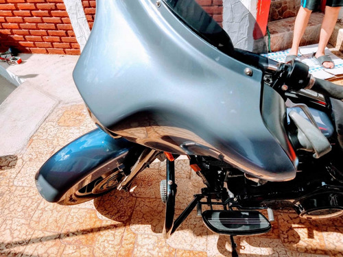 moto harley davidson street glide 1600cc 2007