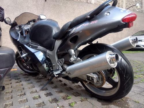 moto hayabusa 1300