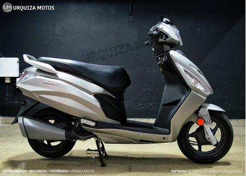 moto hero dash 110 cub scooter financiada 0km urquiza motos