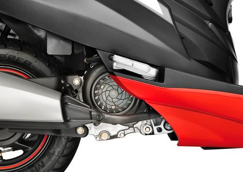 moto hero dash scooter dash 110 0km permuto  dbm motos
