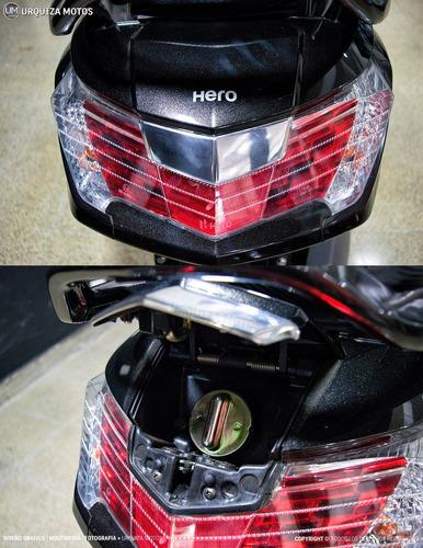 moto hero dash scooter motos