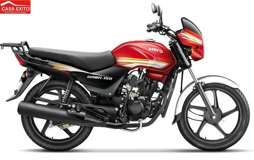 moto hero dawn 150, 150cc año 2016 azul