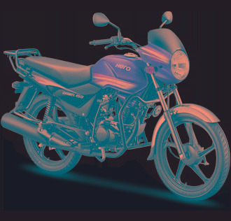moto hero dawn 150, 150cc año 2020 color az/ ne/ ro