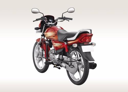moto hero hf-deluxe 100cc año 2016