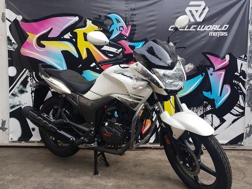 moto hero hunk 150 14.5 hp i3s 0km 2018 promo al 19/10