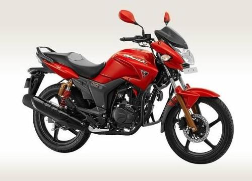 moto hero hunk 150 14.5 hp i3s 0km 2018 start stops al 19/10