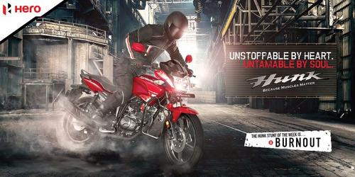 moto hero hunk 150