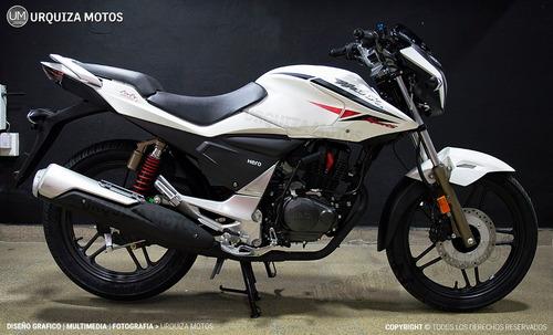 moto hero hunk 150 motos