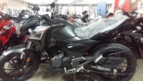 moto hero hunk 200 cc 0km