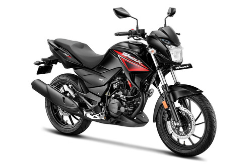 moto hero hunk 200 r abs calle street nueva ns