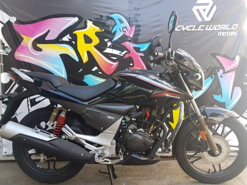 moto hero hunk sports 150 15 hp 0km hot sale hasta el 25/5