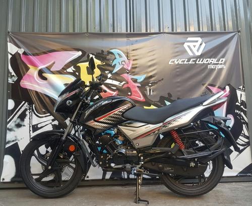 moto hero ignitor 125 0km 2019 no rouser 135 promo al 22/02