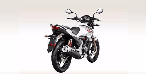 moto hero thriller sport 150cc año 2016