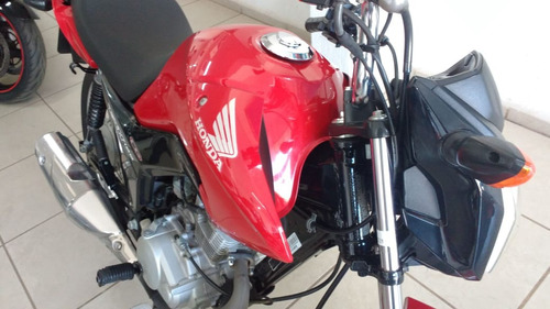 moto honda 125 fan 2014 c/ partida