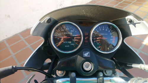 moto honda 125cc