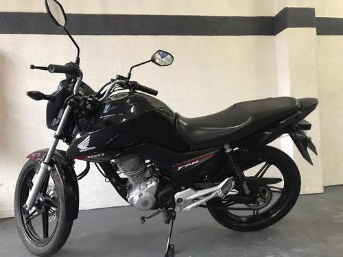 moto honda 160 2019  freio a disco e rodas de liga leve