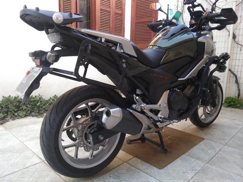 moto honda 750