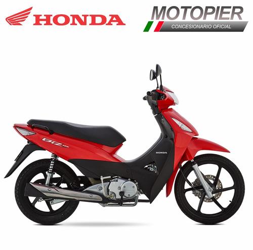 moto honda biz125 0km 2018 biz 125 motopier am