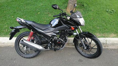 moto honda cb 125 f excelente estado