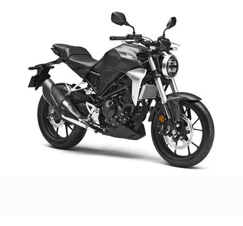 moto honda cb 300 r 0km 2020 negro