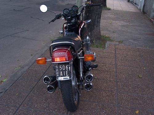 moto honda cb 750