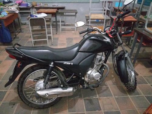 moto honda cb1 125 de diesa s.a con  chapa