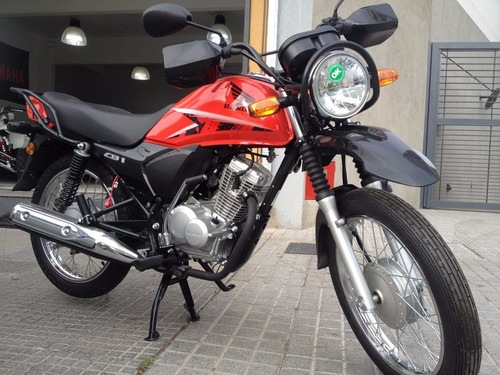moto honda cb1 x año 2018 color negro, rojo