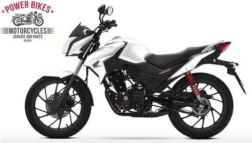 moto honda cb125f twister 0km 2018 financiada con tarjeta